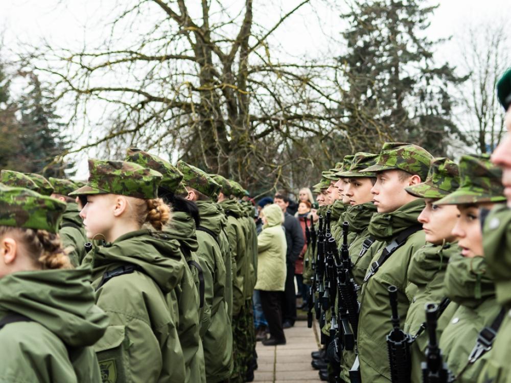 Patvirtintas koronavirusas kariuomenės dalinyje Rukloje