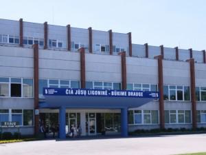 Klaipėdos ligoninės medikei diagnozuotas koronavirusas, izoliuotas 21 kolega