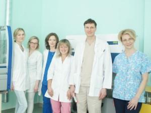 Ligoninė įsigijo naują koronaviruso tyrimo aparatą