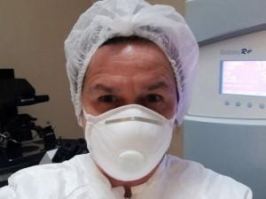 Ž.Gudlevičienė: kiekvienas medikas turi būti pasiruošęs susitikti su COVID infekcija