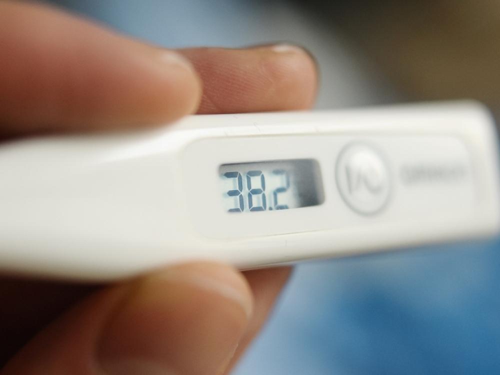 """SAM savivaldybėms siūlo steigti """"karščiavimo"""" klinikas"""