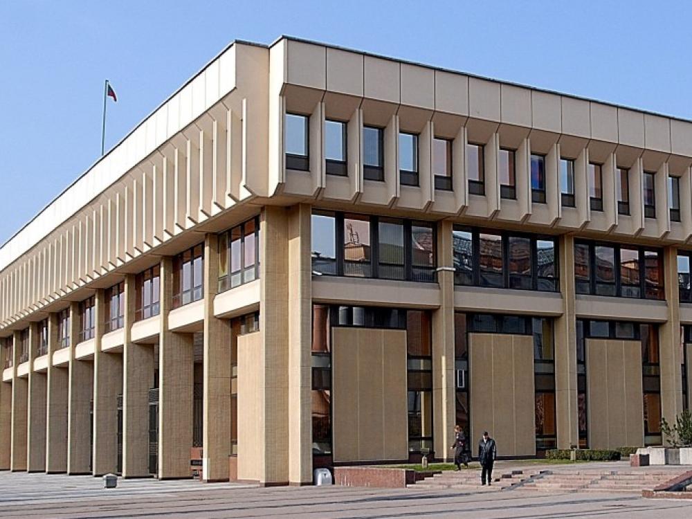 Koronavirusas patvirtintas Seimo darbuotojui