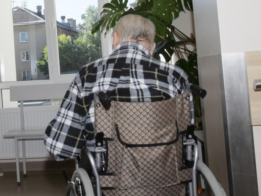 Slaugos ligoninės apie ministro nurodymus: pacientai sunkios būklės, nėra ką išrašyti