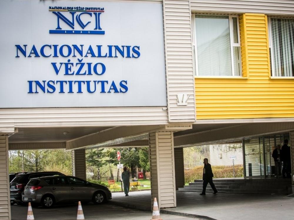 Koronaviruso infekcijos tyrimams rengiama ir Nacionalinio vėžio instituto laboratorija