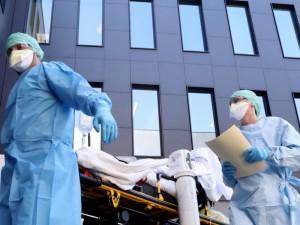Iki penktadienio patvirtintų koronaviruso atvejų skaičius išaugo iki 344