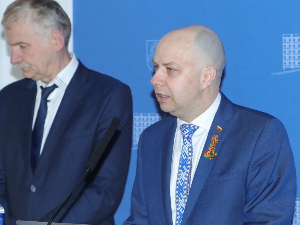 A. Veryga nušalino Kauno klinikinės ligoninės vadovą, atliks tyrimą