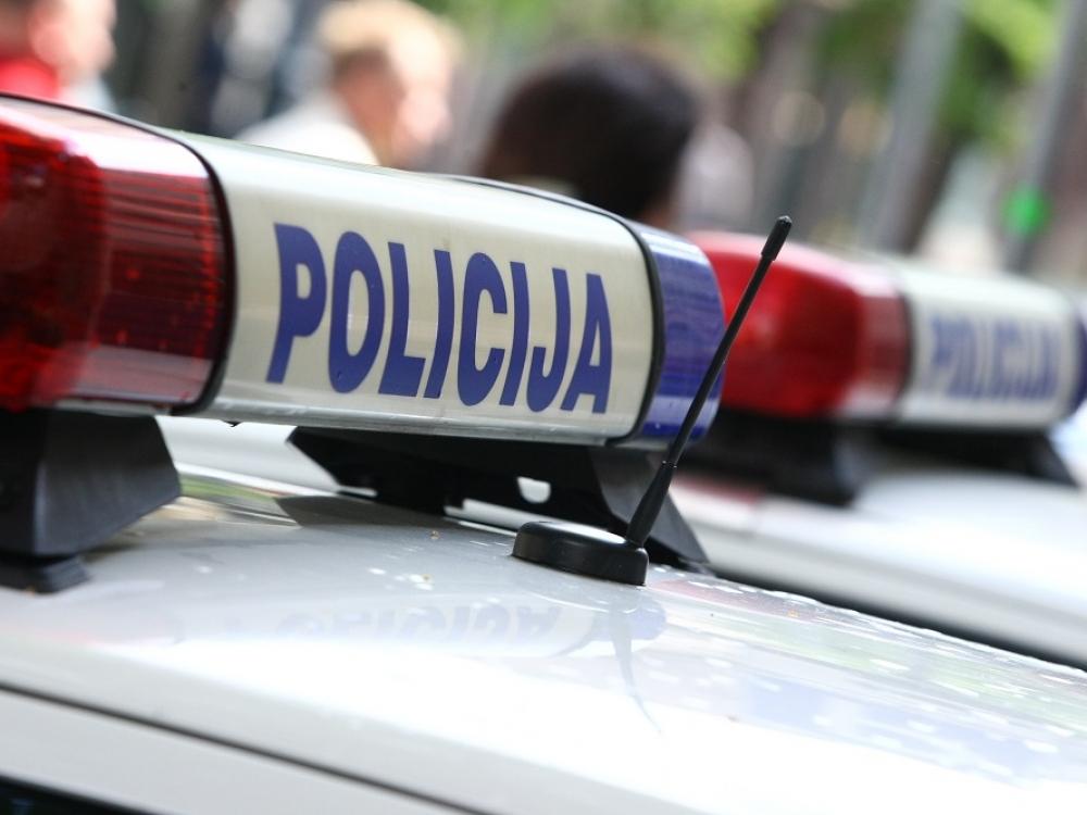 Policija stiprina budėjimą viešosiose erdvėse