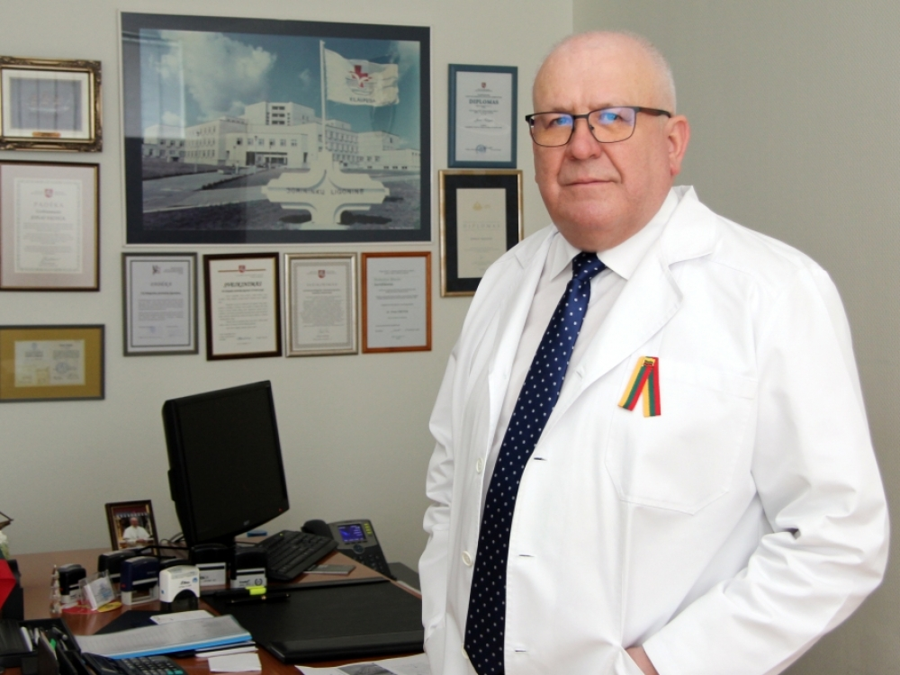Klaipėdos jūrininkų ligoninėje – antras koronaviruso atvejis medikui