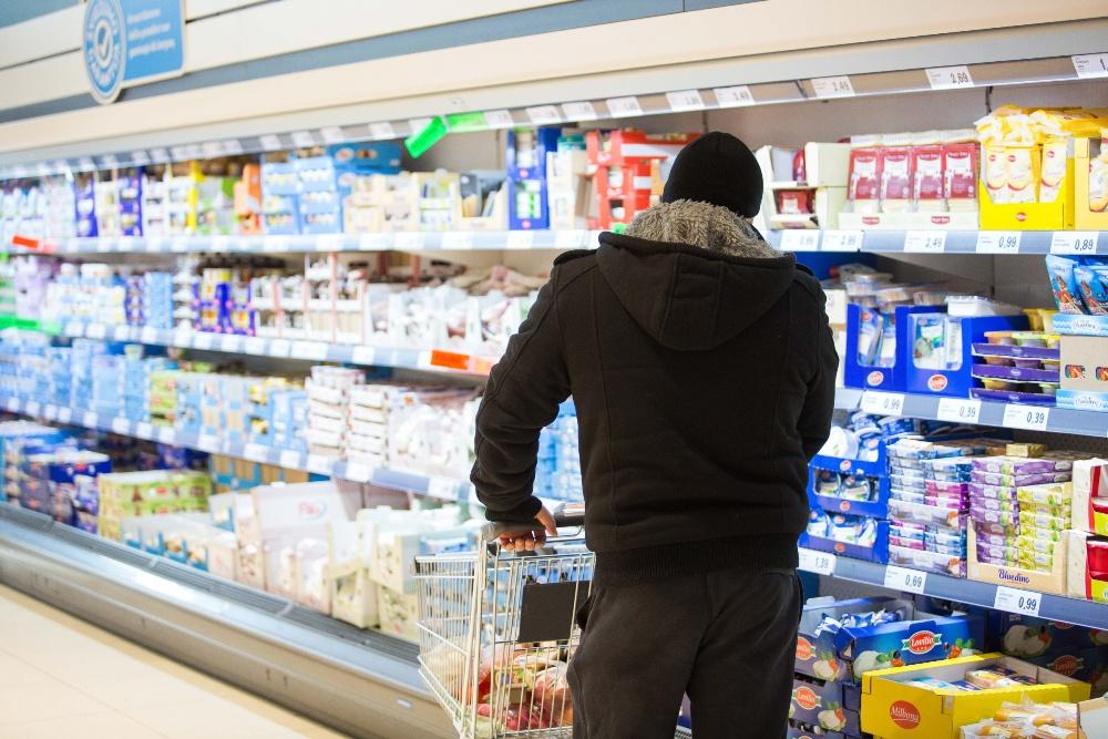 Kaip elgtis parduotuvėje karantino metu?
