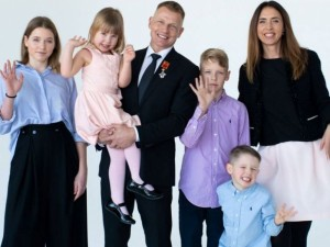 Šeimos vertybės ugdo talentus