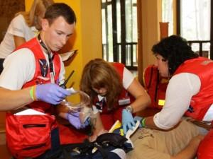 Greitosios medicinos pagalbos darbuotojų žaidynės – galimybė tobulėti