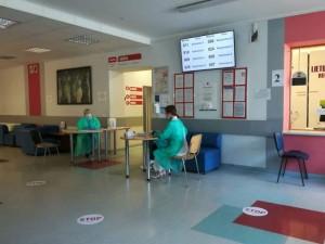 Onkologai dirba nauju ritmu, pacientai neliko be pagalbos