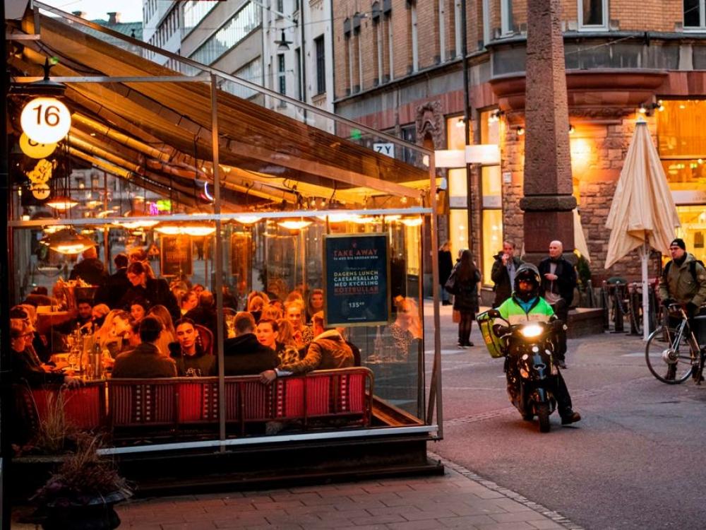 Ar Švedija eina teisingu keliu?