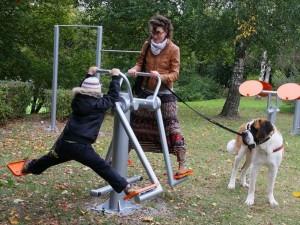 Sostinėje fizinei veiklai sąlygos gerinamos nuolat