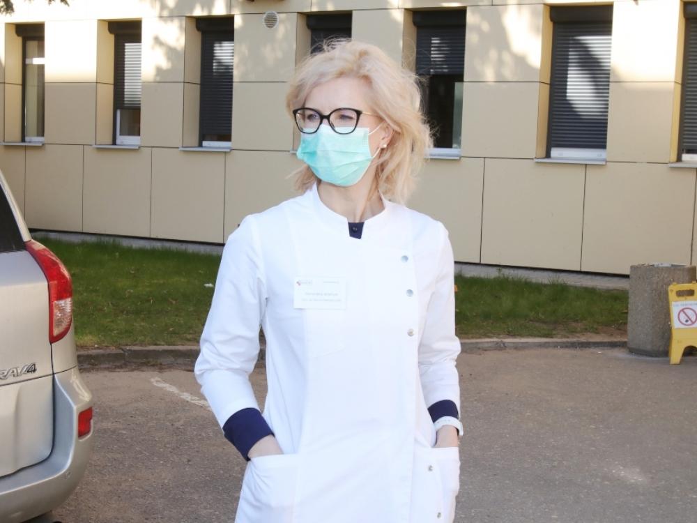 Respublikinė Kauno ligoninė – apie didžiulę atsakomybę ir darbą karantino sąlygomis