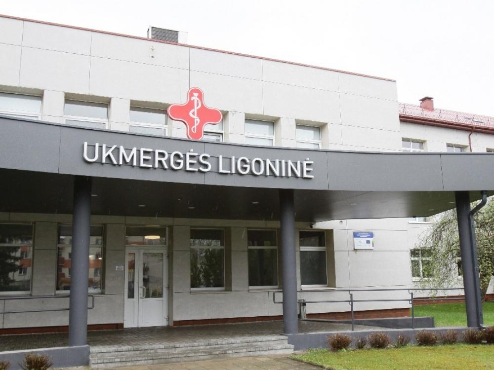 Kitą savaitę planuojama atidaryti Ukmergės ligoninę