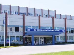 Klaipėdos universitetinė ligoninė tikisi netrukus atnaujinti uždarytų skyrių darbą