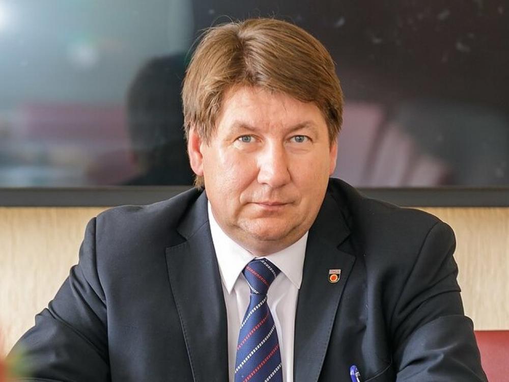 Vitalijus Mitrofanovas: kodėl visi turi gydytis tik Vilniuje