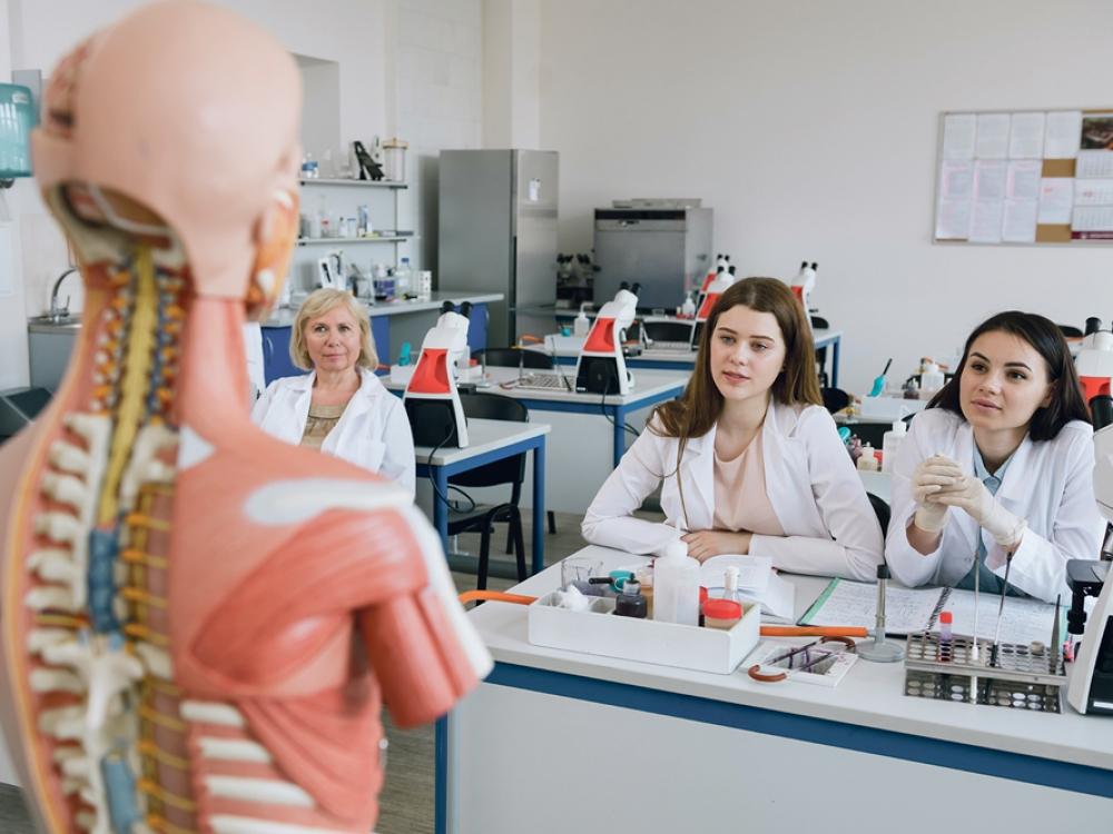 VU Medicinos fakultetas: studentai ir dėstytojai - lygiaverčiai akademinės bendruomenės partneriai