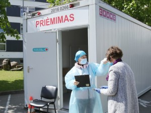 Respublikinės Panevėžio ligoninė: pacientų lankymui – griežta tvarka