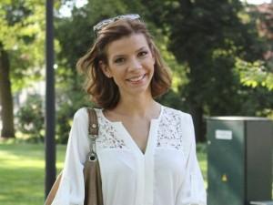 """Karolina Liukaitytė-Čelkienė: """"Mėgavausi sustojus darbams"""""""
