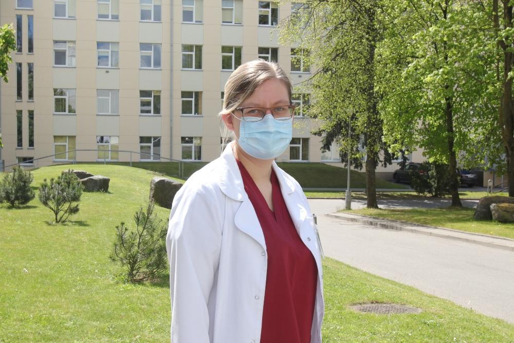 """Neurologė G.Armalienė: """"Žmonėms baisu, kai pasakau, kur dirbu"""""""