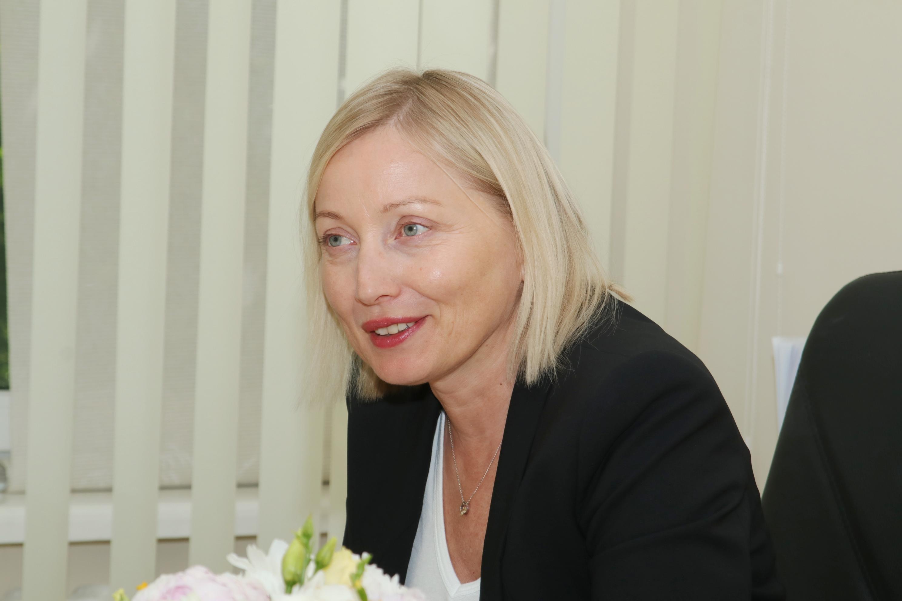 """Eglė Čaplikienė: """"Tikrai nesame paskutinėje vietoje"""""""
