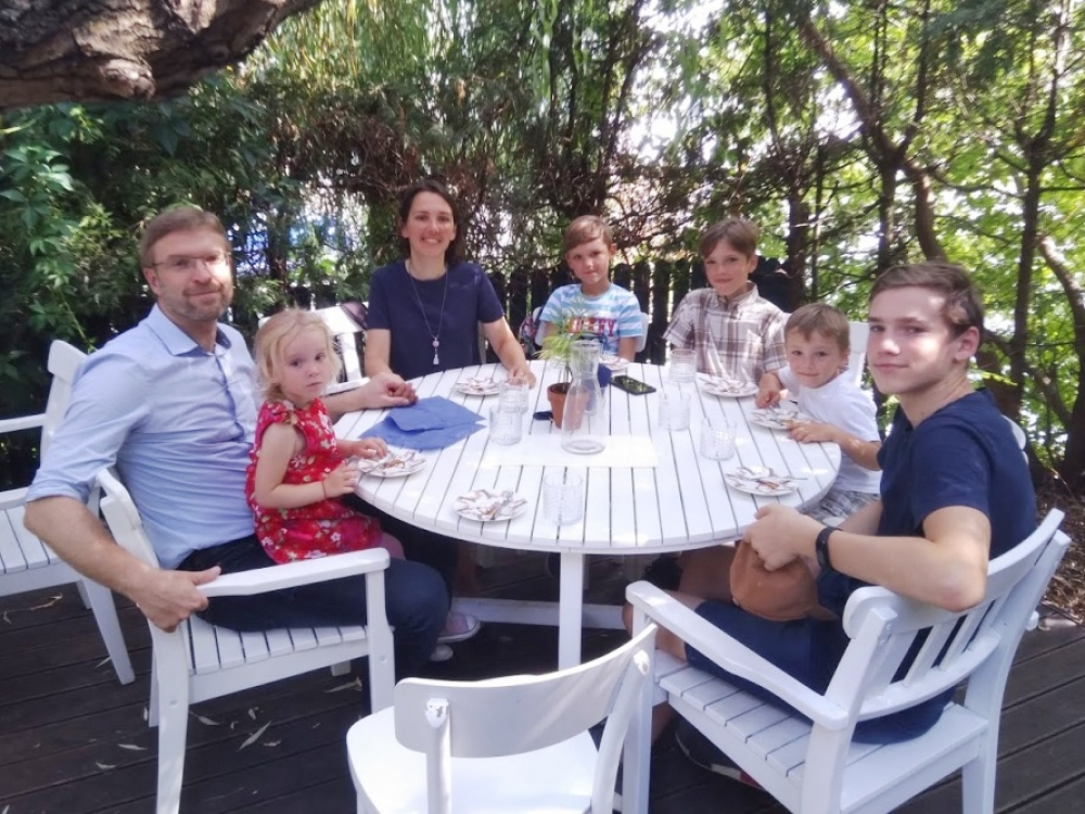 Ministro L.Kukuraičio kontraktas su vaikais