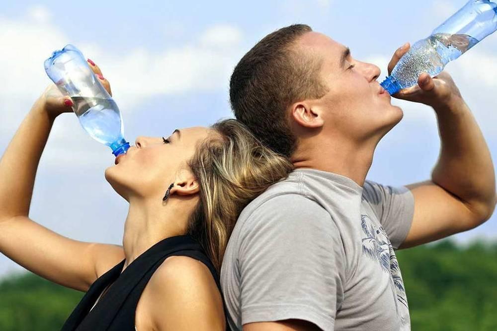 Ar tikrai mokame tinkamai gerti vandenį?