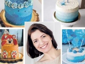 Po darbo reanimacijoje – kepti tortų