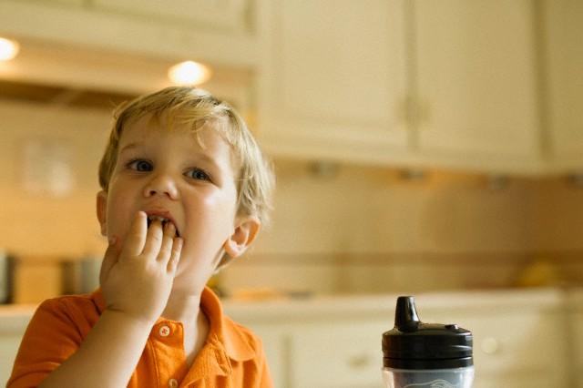 Vaikas labai prastai valgo