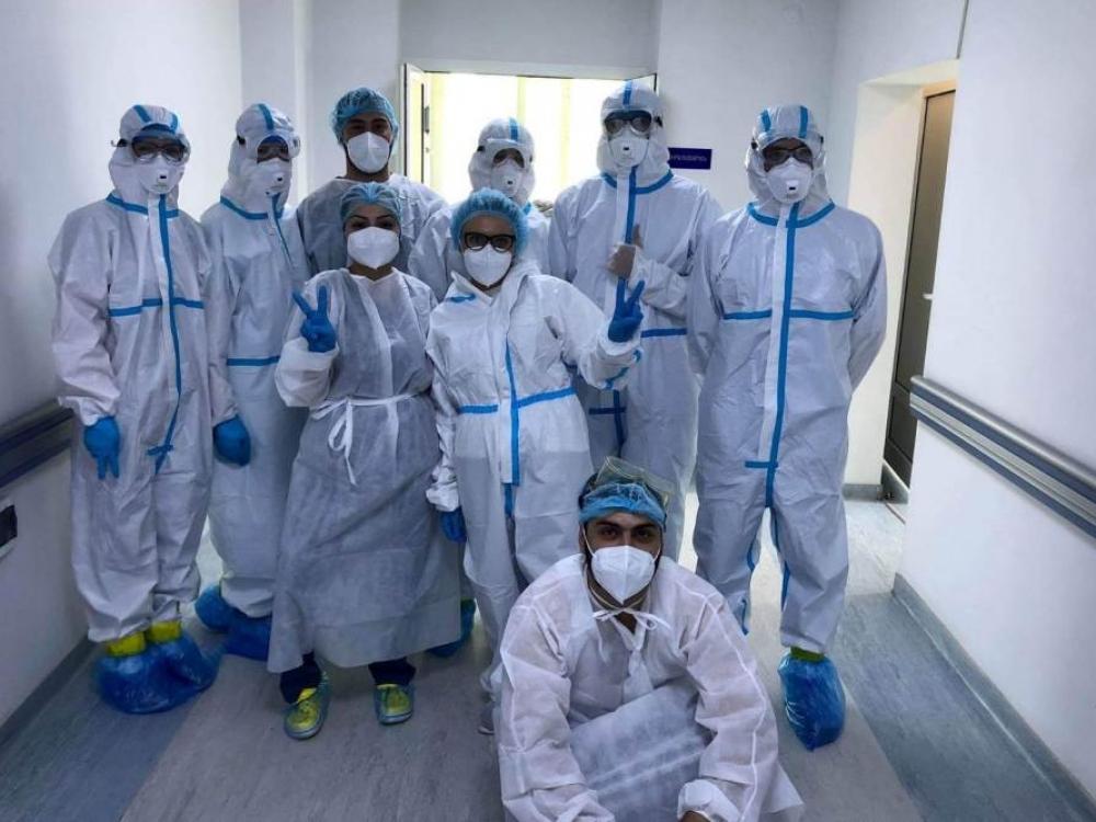 Kauno klinikų gydytojų įspūdžiai iš darbo Armėnijoje: ši patirtis mus augina