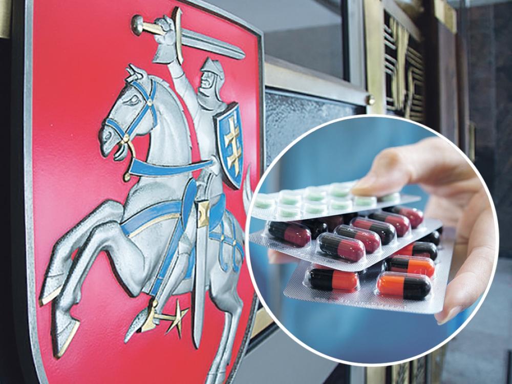 Jei vaistas per brangus, įsikištų Vyriausybė
