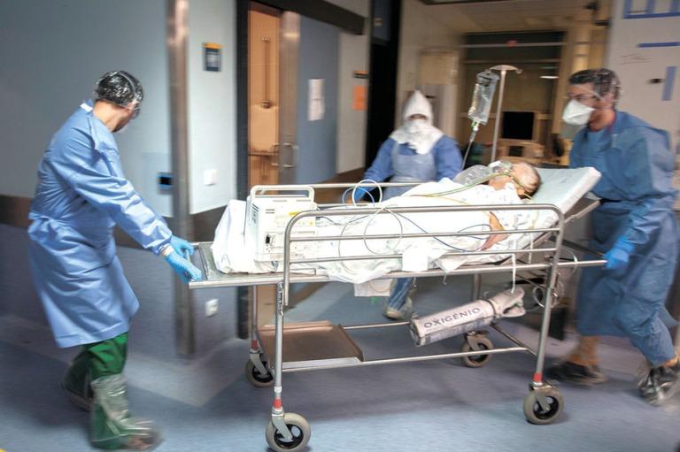 Portugalija: pacientai į jas vengia kreiptis į gydymo įstaigas