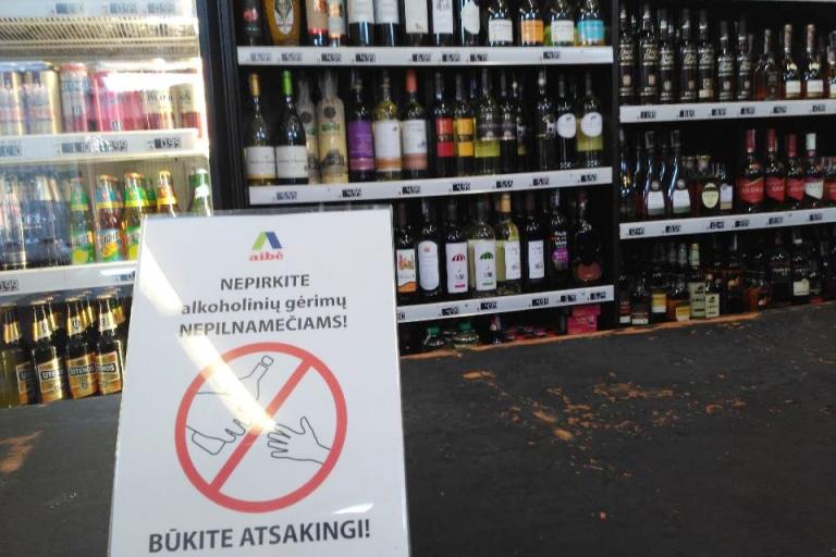 Alkoholio priešnuodis – laikas?