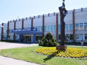 Rengiamas modernizuoti Klaipėdos universitetinės ligoninės kūdikių namų pastatus