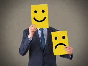 Pozityvumas – lazda dviem galais