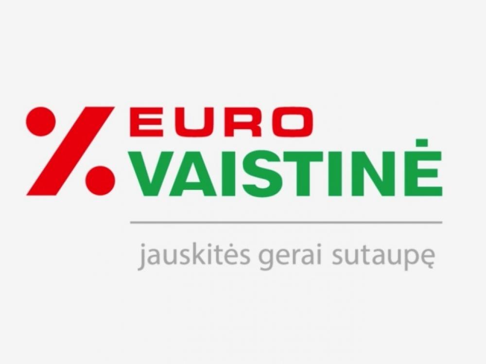 """Eurovaistinė"""" pristato atnaujintą logotipą ir šūkį"""
