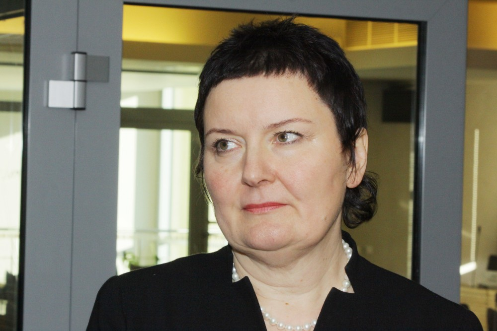 A.Veryga atleido teisėsaugos įtarimų sulaukusią viceministrę L.Jaruševičienę iš pareigų