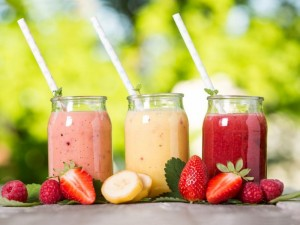 Pieno kokteilis – vasariška atgaiva