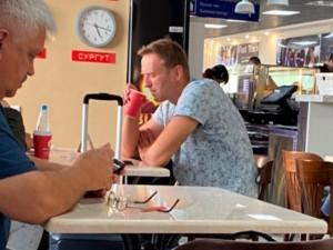A.Navalno kova už gyvybę dar nesibaigė