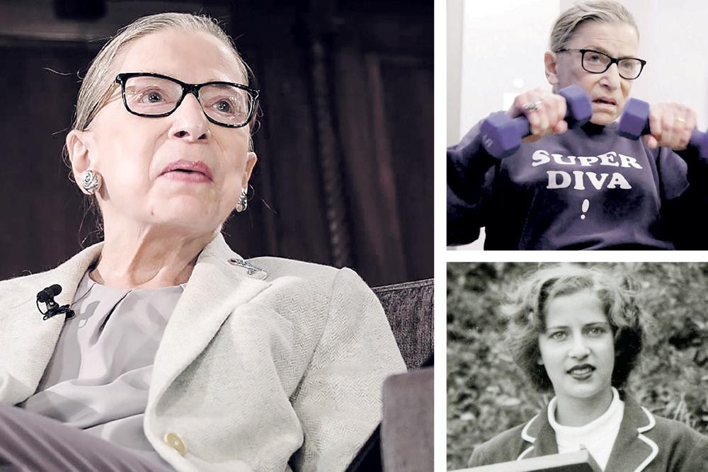 R.B.Ginsburg: liberalų ikoną sustabdė tik vėžys