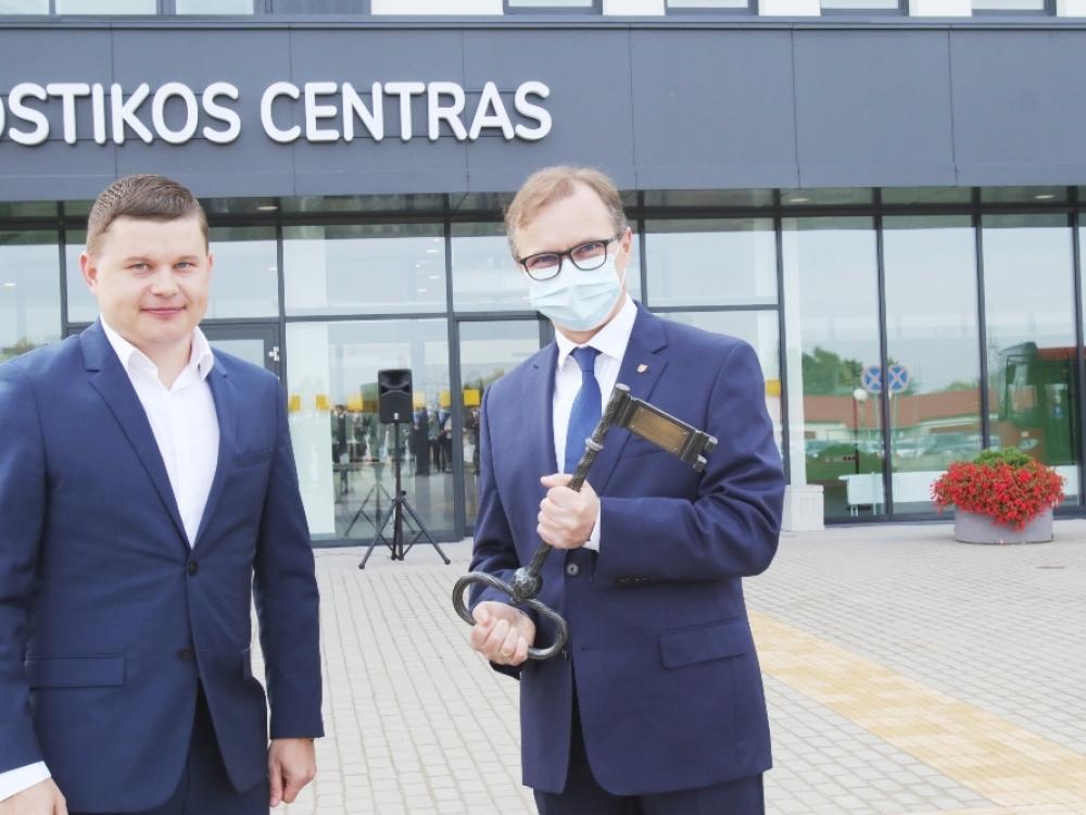 Kauno klinikose duris atveria modernus Ambulatorinis diagnostikos centras