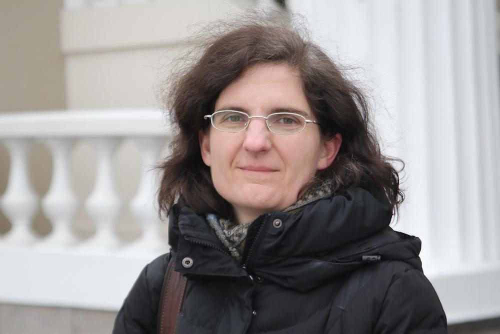 Politologė prof. Ainė Ramonaitė: už tai galima duot net į teismą