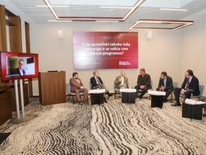 Sveikatos ekspertai: Lietuvai būtina tabako žalos mažinimo koncepcija
