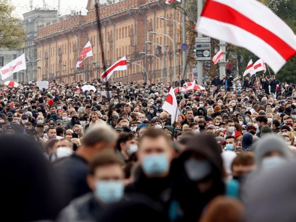 Baltarusijos žurnalistas – apie situaciją pasibaigus A.Lukašenkai iškelto ultimatumo laikui
