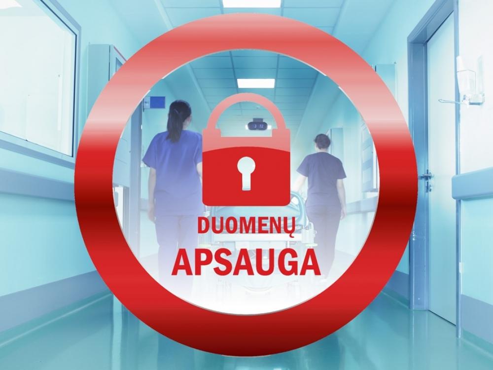Asmens duomenų saugumo pažeidimai ir saugumas sveikatos priežiūros sektoriuje