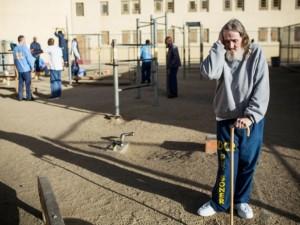 JAV kalėjimo sistemą perpildo senjorai