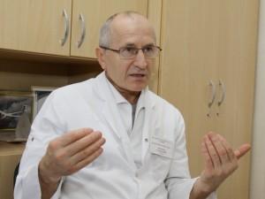"""Antanas Gvazdaitis: """"Baisu sulaukti užleistų pacientų antplūdžio"""""""