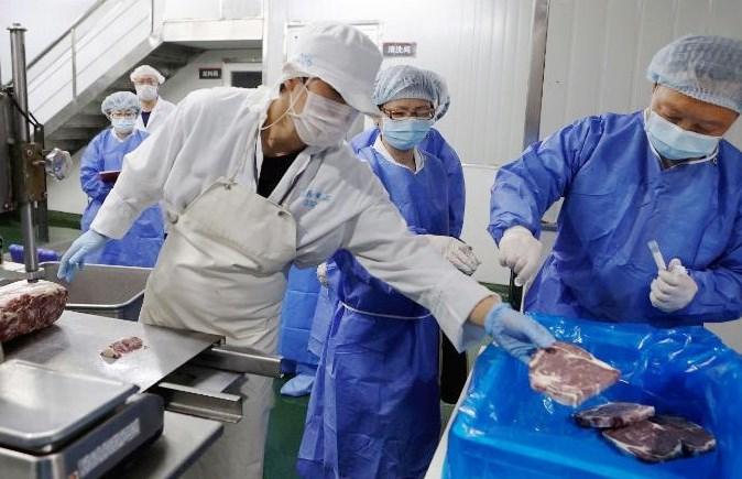 Kinija: pandemija plinta per šaldytą produkciją?